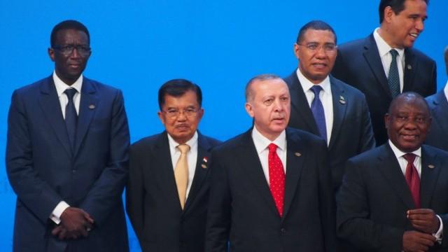 Jusuf Kalla, KTT G20 Argentina