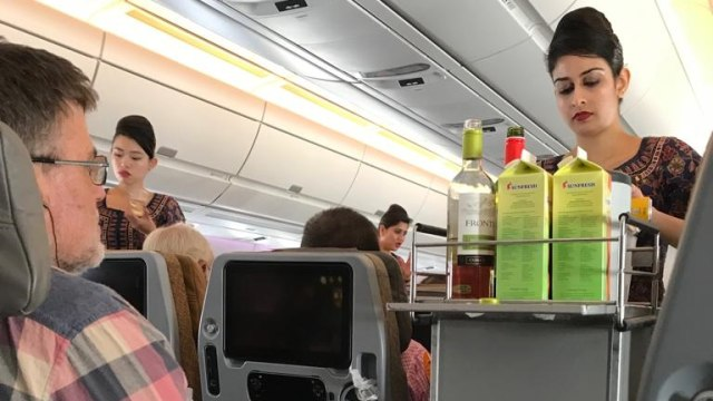 Singapore Airlines Sulap Pesawat Jumbo Jadi Restoran Mewah, Tiket Ludes 30 Menit (18477)