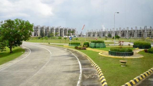 Kilang LNG Badak di Bontang