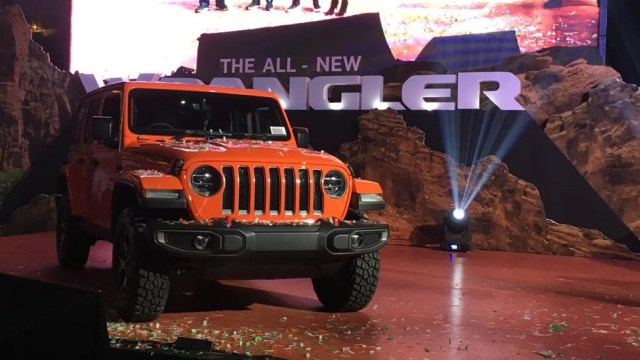 All New Jeep Wrangler: Spesifikasi, Fitur, dan Harga (40633)