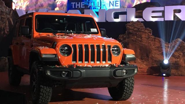 All New Jeep Wrangler: Spesifikasi, Fitur, dan Harga (40632)