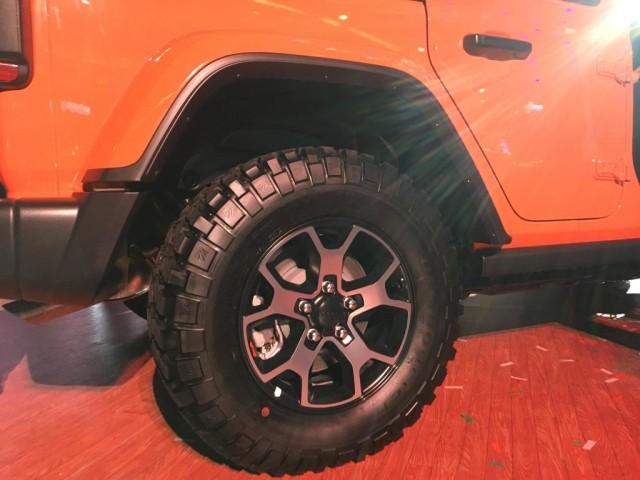 All New Jeep Wrangler: Spesifikasi, Fitur, dan Harga (40637)