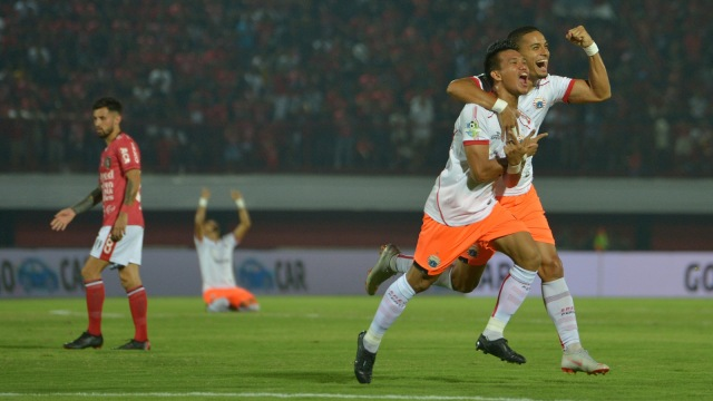 Persija, Bali United