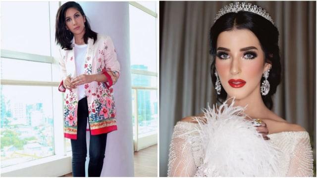 5 Perbedaan Pernikahan 2 Beauty Vlogger, Suhay dan Tasya