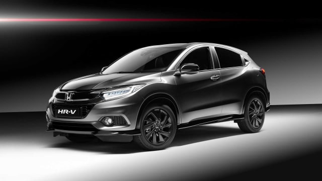 Honda Hr V Terbaru Meluncur Tahun 2020 Tambah Varian Phev