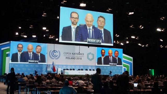 Forum COP24 di Katowice, Polandia