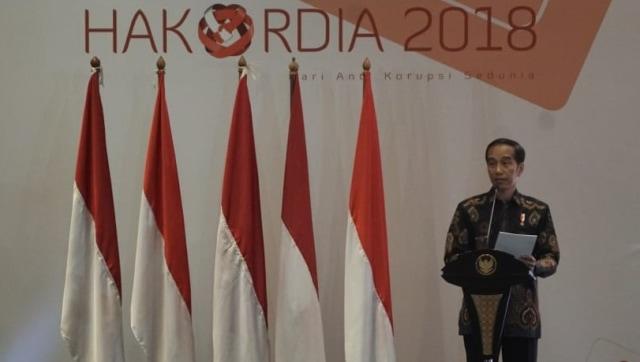 Cegah Suap, Jokowi Minta Perizinan Dipangkas dan Transparan (14272)