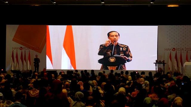 Cegah Suap, Jokowi Minta Perizinan Dipangkas dan Transparan (14273)