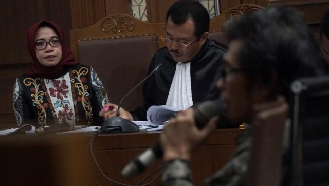 Mantan Wakil Ketua Komisi VII DPR RI, Eni Maulani Saragih