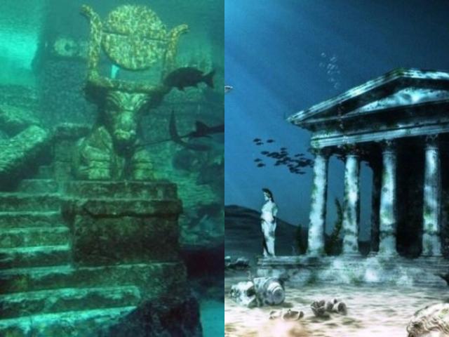 Perusahaan Teknologi Ini Klaim Temukan Lokasi Benua Atlantis (474418)