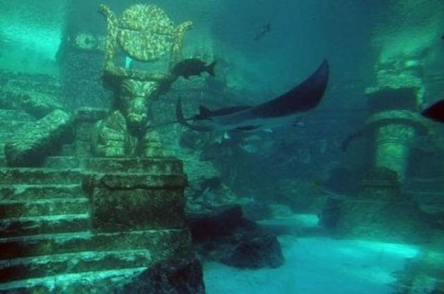 Perusahaan Teknologi Ini Klaim Temukan Lokasi Benua Atlantis (474419)