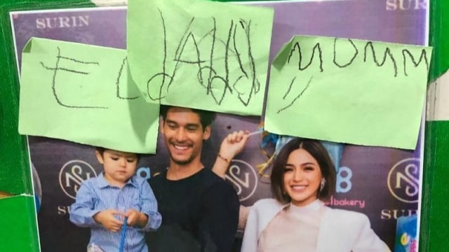 Anak Jessica Iskandar panggil Richard Kyle 'Daddy'