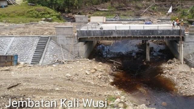 Lokasi Jembatan Trans Papua yang Pekerjanya Ditembak Mati oleh KKB (27371)