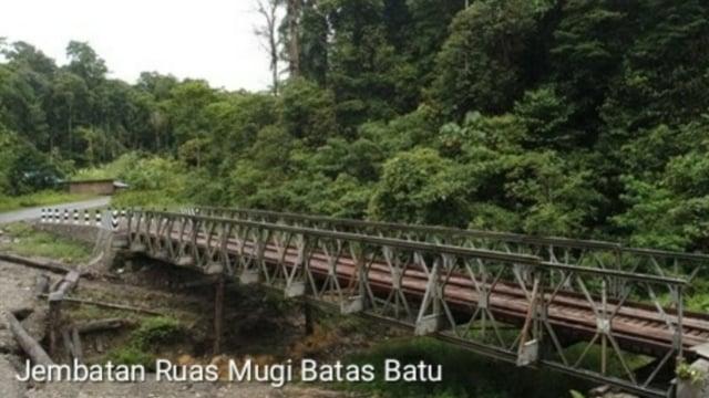 Lokasi Jembatan Trans Papua yang Pekerjanya Ditembak Mati oleh KKB (27367)