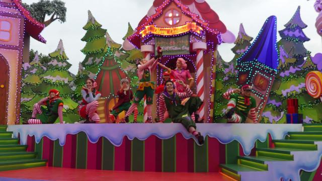 Sambut Liburan Universal Studio Singapore Sajikan 3 Parade
