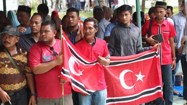 Rayakan Milad ke-42, Petinggi Gam Sebut Keamanan Aceh Terjaga Dengan Baik