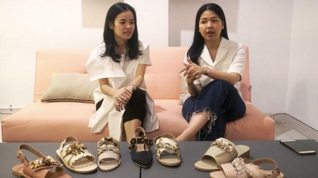 Inspirasi Womanpreneur: Putri & Kara, 2 Sahabat di Balik Label Pvra (10473)