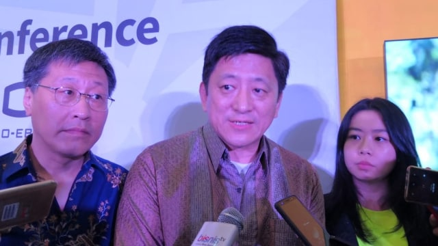 Howard Yu, Co-Founder dan Chairman Migo Ebike