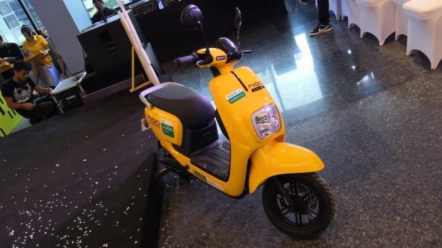 Sepeda listrik Migo Ebike