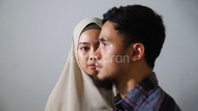 Pasangan suami istri wushu Indonesia, Lindswell Kwok dan Achmad Hulaefi