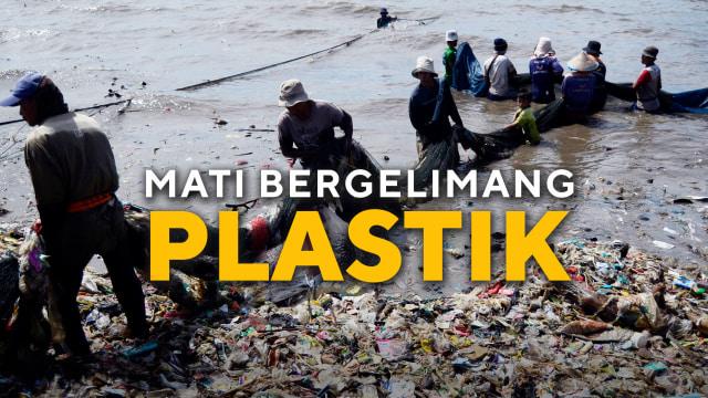 Spesial Konten Mati Bergelimang Plastik
