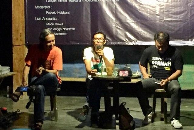 Gendo : Kasus Banyuwangi Bisa Jadi Model Kriminalisasi Aktivis (1414)