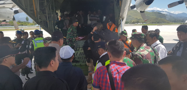 16 Jenazah Korban Penembakan KKB Akan Diautopsi di RSMM Caritas Mimika (74826)