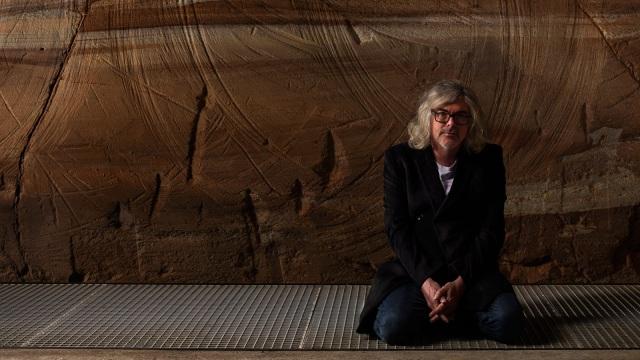 David Walsh, pemilik Museum of Old and New Art (MONA), Tasmania, Australia