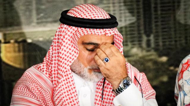 LIPSUS CUITAN SESAT DUBES ARAB, Duta Besar Arab Saudi, Osama bin Mohammed Abdullah Al Shuaibi, PP Muhammadiyah