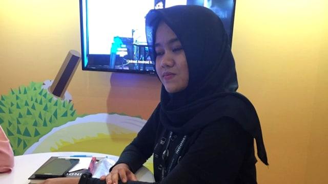 Mahasiswa UIN Yogyakarta Bikin Aplikasi Android untuk Kaum Difabel (1228504)