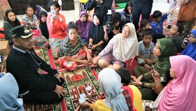 Bima Arya, Puting Beliung, Bogor