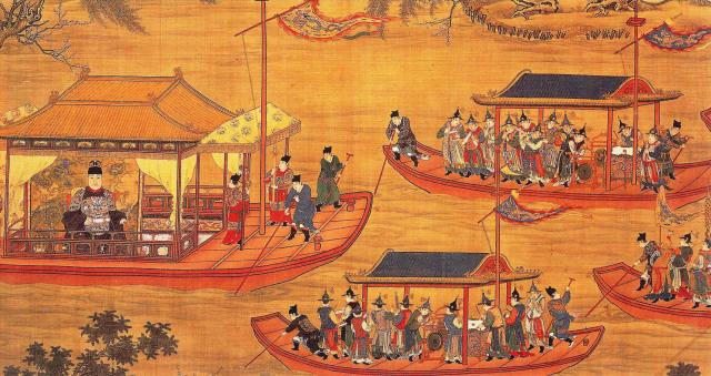 Ilustrasi Sejarah Dinasti Ming