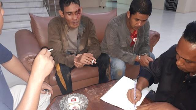 2 Polisi di Aceh Terciduk Bawa Ganja 130 Kg dengan Mobil Patroli (150021)