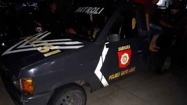 2 Polisi di Aceh Terciduk Bawa Ganja 130 Kg dengan Mobil Patroli (150020)
