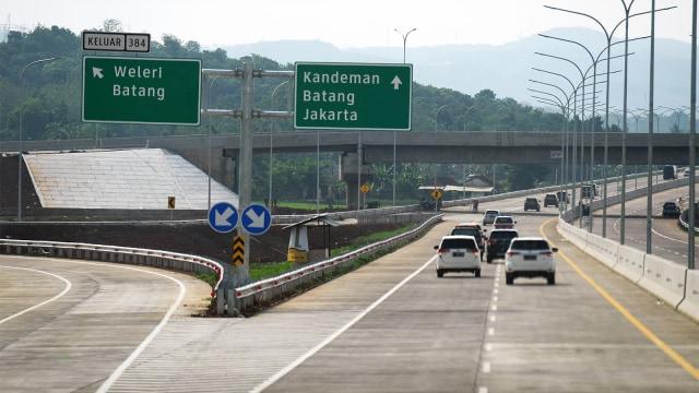 jalan Tol Batang Semarang