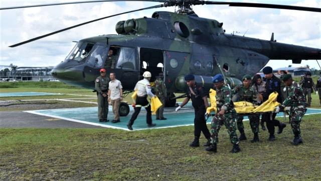 3 Prajurit TNI Gugur Usai Diserang Kelompok Bersenjata di Papua (91208)