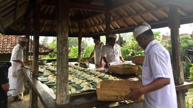 Peserta BDSC, Belajar Adat Bali, Budaya Desa Penglipuran