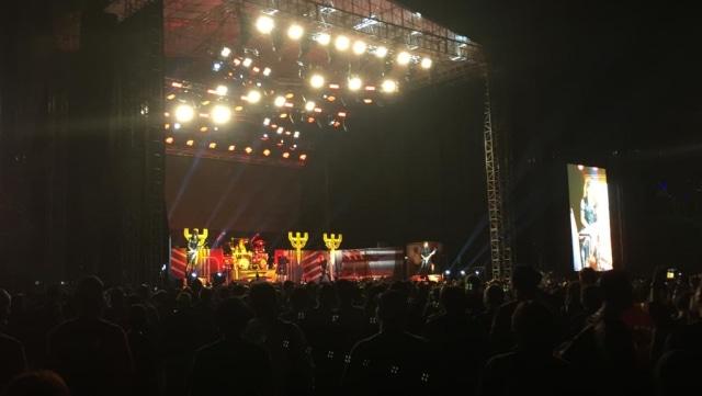 Konser Judast Priest, Alianz Ecopark, Ancol Jakarta