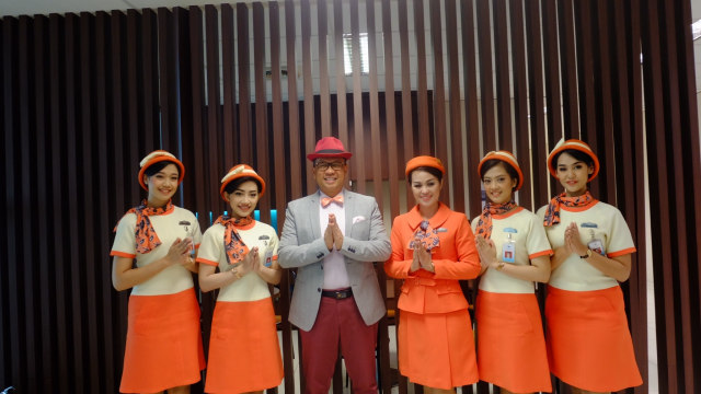 Garuda Indonesia Hadirkan Nuansa Vintage