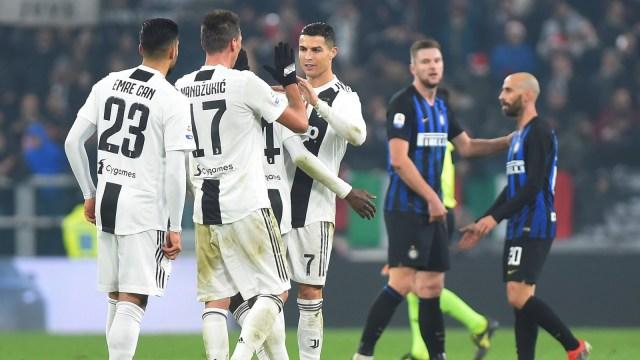Laga Lawan Juventus, Momentum Inter untuk Buktikan Diri (1347215)