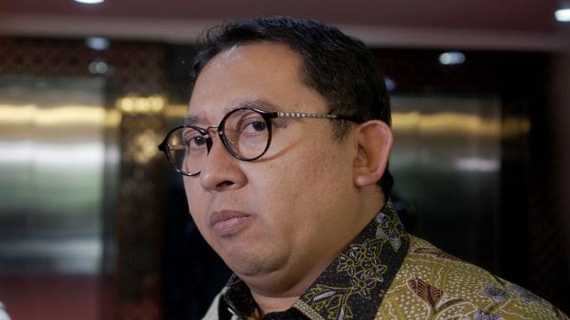 LIPSUS CUITAN SESAT DUBES ARAB, Wakil Ketua DPR RI, Fadli Zon