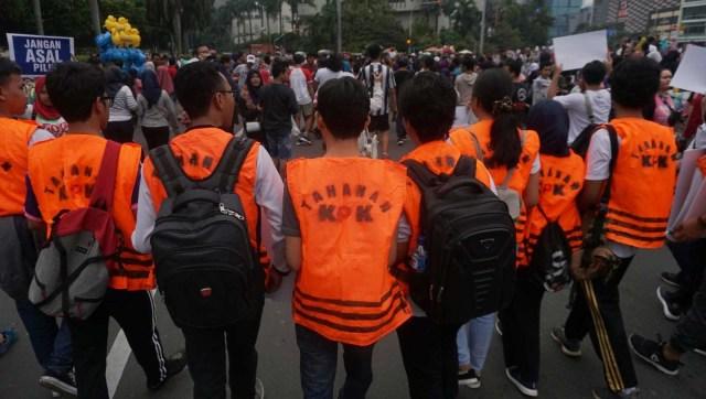 Indonesia Corruption Watch, Bundaran HI
