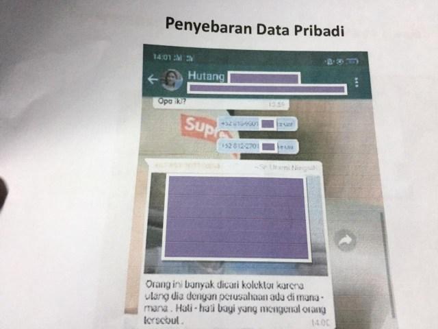 Selama 3 Pekan, LBH Jakarta Terima 1.330 Aduan soal Pinjaman Online (205767)