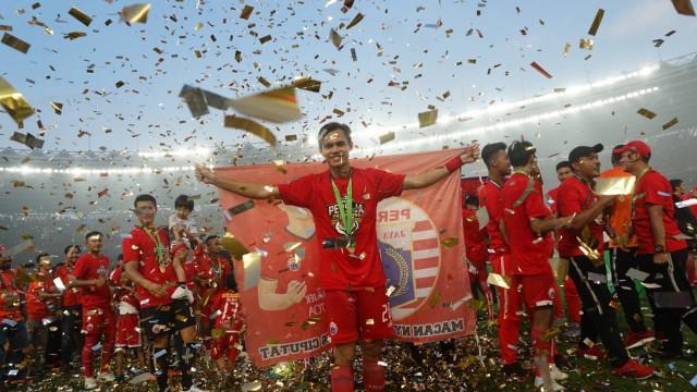 Persija, Juara, Jakarta, Liga 1