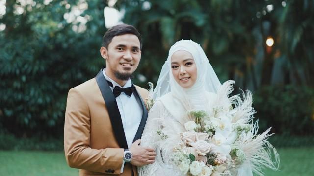 Lindswell, Hulaefi, Resepsi Pernikahan