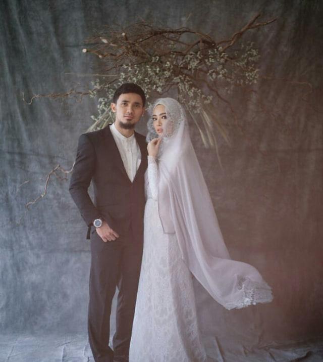 5 Fakta Pernikahan Pasangan Wushu, Achmad Hulaefi dan