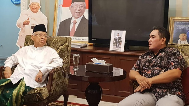 Ketua Tim Kampanye Daerah Kalimantan Selatan (TKD) Jokowi-Ma'ruf Amin