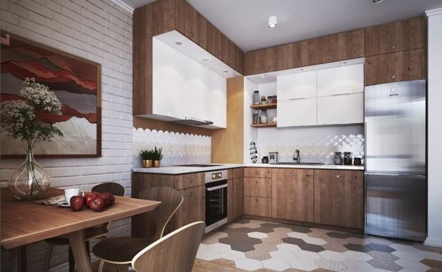 Ingin Hemat Saat Renovasi Dapur? Kenali Pilihan Bahan Kitchen Set Ini! (12513)