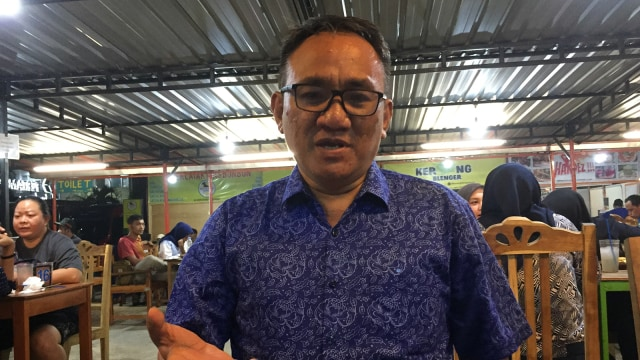 Wasekjen Partai Demokrat, Andi Arief