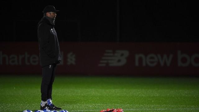 Lawan Napoli, Liverpool Tak Akan Berlaga Sebagai Tim Kerdil (3930)